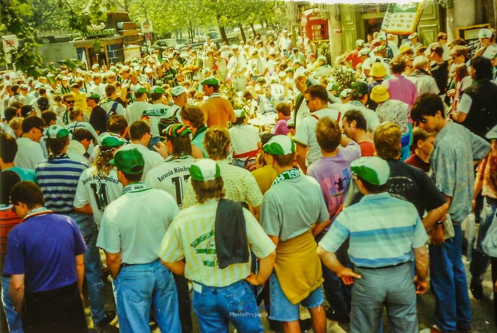 - 1992.05 Pokalfinale Berlin